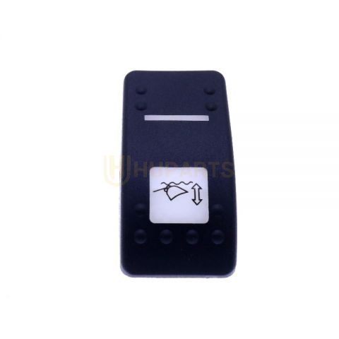 Aftermarket JCB 70158842 701-58842 701/58842 Switch Cover For  JCB 3CX 4CX