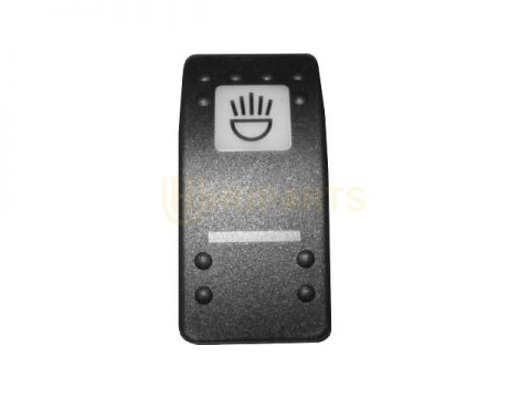 Aftermarket New 701/58838 JCB Beam Switch Cover For JCB Tractors