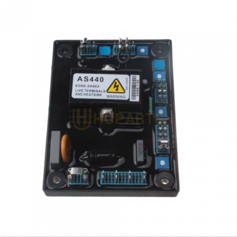 Capacitor Automatic Voltage Regulator For Stamford Generator AVR AS440
