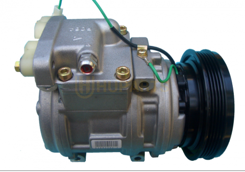 For Daewoo Excavator DH225-7 Air Conditioning Compressor