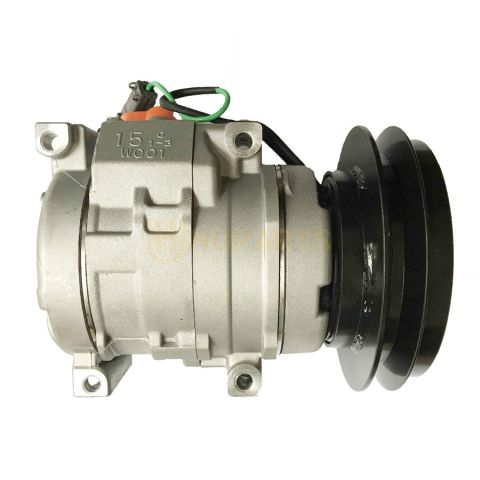 Denso 10PA17C 447200-4930 447200-4932 447200-5031 Air Conditioning Compressor for John Deree Tractor