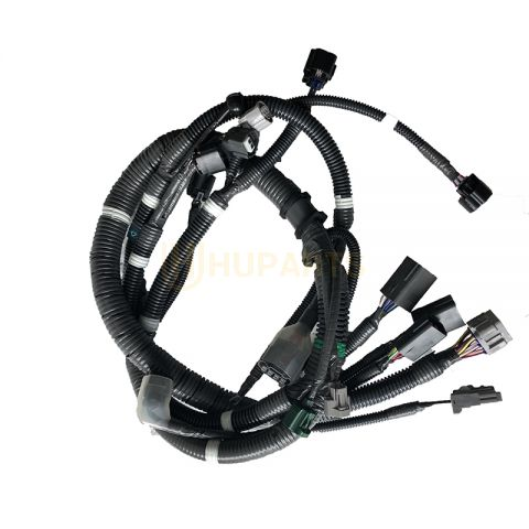 For Hitachi Excavator ZX200-3 Engine Wire Harness 8-98002897-7
