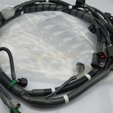 For Hitachi Excavator ZX240-3 Engine Wire Harness 8-98002897-7