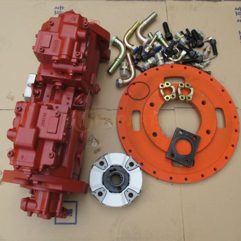 For Hitachi Excavator ZX230-3G Hydraulic Pump for Refit