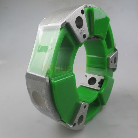 For Hitachi Excavator ZX60-5G Coupling Assy 35H