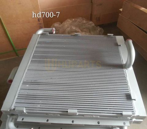 Hydraulic Oil Cooler for Kato HD700-7 HD900-7 Excavator