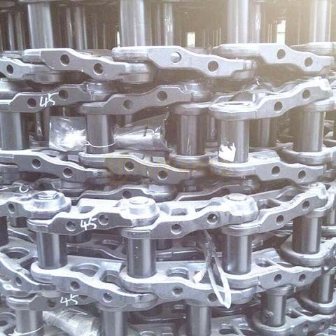 For HYUNDAI Excavator R335-7 Track Link Chain Assy