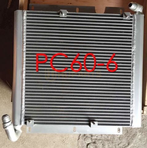 For Komatsu Excavator PC60L-6 PC70-6S Hydraulic Oil Cooler ASS'Y 20X-03-31110