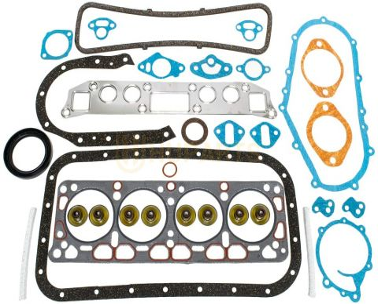 Replacement New Nissan Forklift Engine Gasket Set 10101-L1125 Fits H20 Motor Part