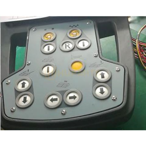 Side Control Box Key Board Assembly 2134306 for Vogele S1800-2 S2100-2 Paver