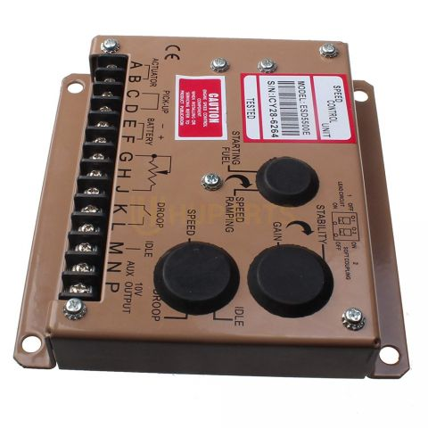 Electronic Engine Speed Controller Governor ESD5500E Generator Genset