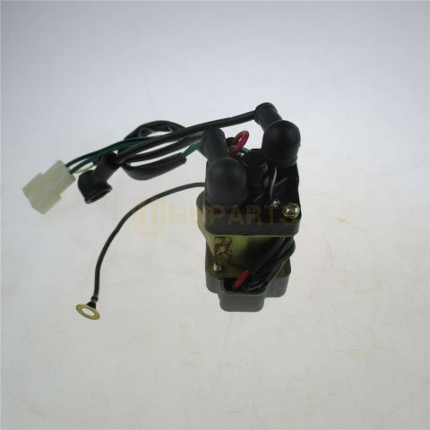 For Sumitomo Excavator SH200A3 Starter Motor Relays Square
